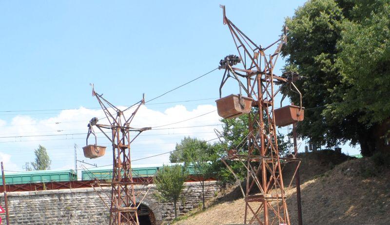 Museo del Ferrocarril de Brañuelas